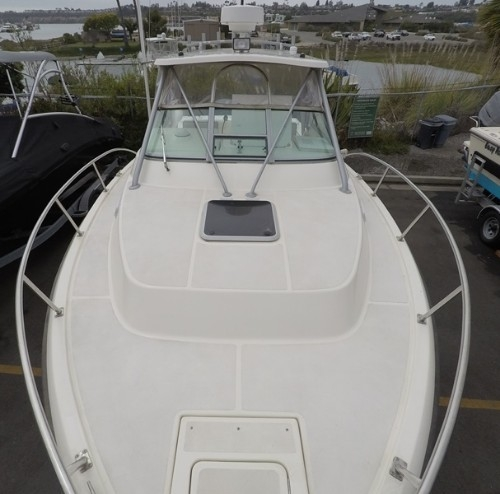 Useable Foredeck