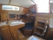 Chart Table & Rear Quarter Berth