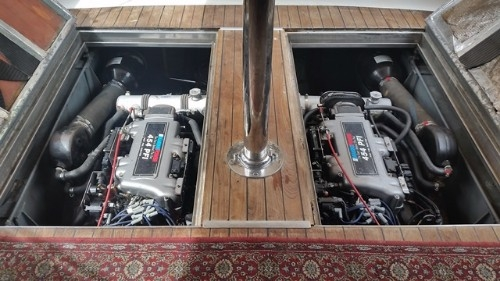 Twin 1998 Engines