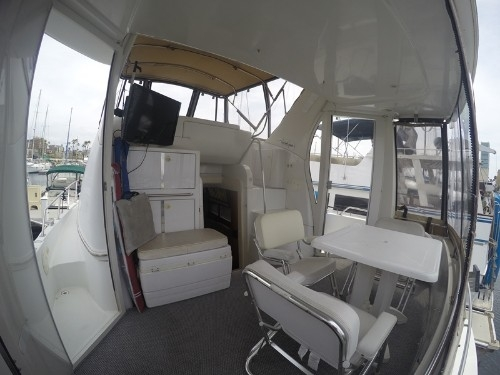 Aft Deck w view