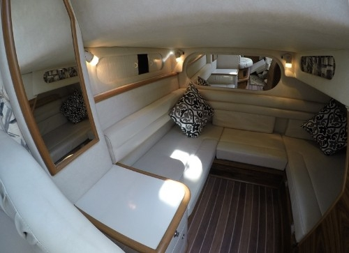 Mid Cabin, Converts to Sleeper